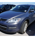 mazda cx 9 2008 gray suv grand touring gasoline 6 cylinders all whee drive automatic 78729