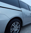 honda odyssey 2012 silver van ex gasoline 6 cylinders front wheel drive automatic with overdrive 77099