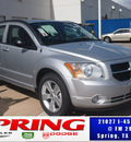 dodge caliber 2012 silver wagon sxt gasoline 4 cylinders front wheel drive continuously variable tra 77388