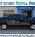 honda ridgeline 2012 black rtl gasoline 6 cylinders 4 wheel drive automatic 77339