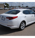 kia optima 2011 white sedan ex gdi gasoline 4 cylinders front wheel drive automatic 78572