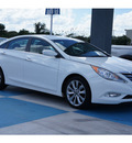 hyundai sonata 2012 white sedan se 2 0t gasoline 4 cylinders front wheel drive automatic 77094