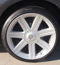chrysler crossfire 2004 gray hatchback 2dr cpe limited gasoline 6 cylinders rear wheel drive 6 speed manual 76137