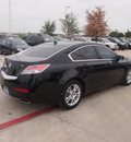 acura tl 2010 black sedan 4dr sdn gasoline 6 cylinders front wheel drive automatic 76137