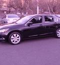 honda accord 2010 black sedan ex gasoline 4 cylinders front wheel drive automatic 06019