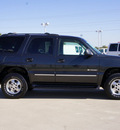 chevrolet tahoe 2003 dk  gray suv ls gasoline 8 cylinders rear wheel drive automatic 76108