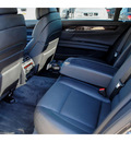 bmw 7 series 2011 dk  gray sedan 750li gasoline 8 cylinders rear wheel drive automatic 77002
