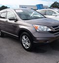 honda cr v 2011 gray suv ex l gasoline 4 cylinders all whee drive automatic 28557