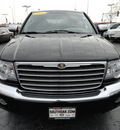 chrysler aspen 2007 black suv limited gasoline 8 cylinders 4 wheel drive automatic 60443