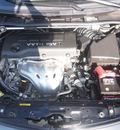 toyota corolla 2009 black sedan xrs gasoline 4 cylinders front wheel drive automatic 76137