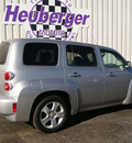 chevrolet hhr 2006 silver suv lt gasoline 4 cylinders front wheel drive automatic 80905