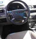 ford fusion 2012 gray sedan sel 6 cylinders automatic 78861