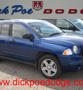 jeep compass 2009 blue suv sport 4 cylinders automatic 79925