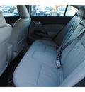 honda civic 2012 dk  gray sedan ex l 4 cylinders 5 speed automatic 77025