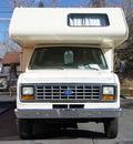 ford e 350 1991 beige tioga montara 22 foot v8 automatic 80110