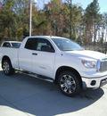 toyota tundra 2013 white grade gasoline 8 cylinders 2 wheel drive automatic 75569