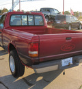ford ranger 1996 red pickup truck xlt 4 cylinders manual 77379