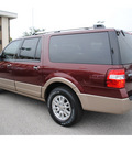 ford expedition el 2013 red suv king ranch flex fuel 8 cylinders 2 wheel drive automatic 77074