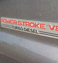 ford f 250 super duty 2004 dk  gray pickup truck xlt diesel 8 cylinders 4 wheel drive automatic 75119