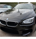 bmw m6 2013 black coupe 8 cylinders automatic 78729