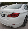 bmw 5 series 2013 white sedan activehybrid 5 6 cylinders automatic 78729