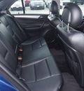 mercedes benz c class 2005 blue sedan c230 kompressor gasoline 4 cylinders rear wheel drive automatic 77338