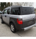 honda element 2003 satin silver suv ex gasoline 4 cylinders dohc all whee drive automatic with overdrive 07724
