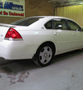 chevrolet impala 2008 white sedan ss gasoline 8 cylinders front wheel drive automatic 44883