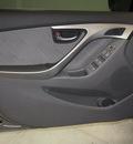 hyundai elantra 2013 gray sedan gls gasoline 4 cylinders front wheel drive automatic 75150