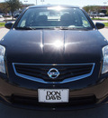 nissan sentra 2011 dk  brown sedan sedan 4 cylinders automatic with overdrive 76018