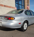 ford taurus 1997 silver sedan g gasoline v6 front wheel drive automatic 80229