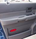 dodge durango 2006 dk  blue suv sxt gasoline 6 cylinders rear wheel drive automatic 77375