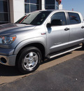 toyota tundra 2009 silver sr5 gasoline 8 cylinders 2 wheel drive automatic with overdrive 77802