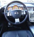 nissan murano 2007 black suv se 6 cylinders automatic 60915