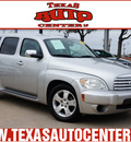 chevrolet hhr 2006 white suv lt 4 cylinders automatic 78666