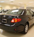 toyota corolla 2007 black sedan ce gasoline 4 cylinders front wheel drive not specified 27707