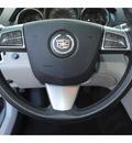 cadillac cts 2008 silver sedan 3 6l v6 gasoline 6 cylinders rear wheel drive automatic 77074