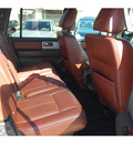ford expedition el 2009 white suv flex fuel 8 cylinders 2 wheel drive 6 speed automatic 77338