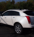 cadillac srx 2013 silver suv performance collection flex fuel 6 cylinders front wheel drive automatic 77074