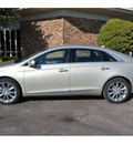 cadillac xts 2013 beige sedan luxury collection gasoline 6 cylinders front wheel drive automatic 76903