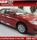 toyota camry hybrid 2012 red sedan le hybrid 4 cylinders front wheel drive not specified 91731