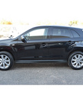 mitsubishi outlander sport 2013 black es gasoline 4 cylinders front wheel drive automatic 76903