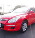 hyundai elantra touring 2010 red wagon gls gasoline 4 cylinders front wheel drive automatic 75075