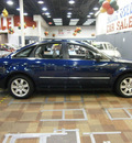 ford five hundred 2006 blue sedan sel gasoline 6 cylinders all whee drive cont  variable trans  13502