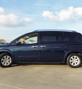 nissan quest 2007 majestic blue van 3 5 sl gasoline 6 cylinders front wheel drive automatic 90241