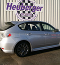 subaru impreza wrx 2010 spark silver wagon gasoline 4 cylinders all whee drive 5 speed manual 80905