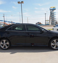toyota camry 2012 black sedan se sport limited edition gasoline 4 cylinders front wheel drive automatic 76011