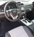 toyota camry 2012 white sedan se sport limited edition gasoline 4 cylinders front wheel drive automatic 76011