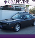 dodge challenger 2013 gray coupe sxt flex fuel 6 cylinders rear wheel drive automatic 76051
