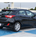 hyundai elantra gt 2013 black wagon auto gasoline 4 cylinders front wheel drive automatic 77094